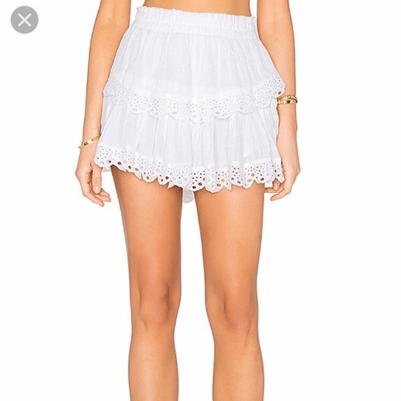 4d89a6f305 love shack fancy Dresses & Skirts - Love shack Fancy ruffles mini skirt.